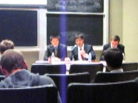 UCLA Political Debate - War on Drugs, Affirmative Action, LGBT