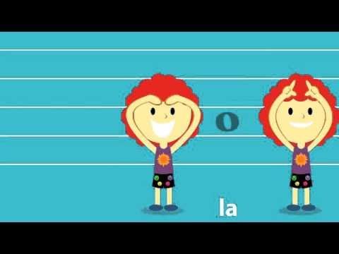 SING SOLFEGE WITH SUZIE SUNSHINE-KIDS SONGS-KODALY HAND SIGNS-PRESCHOOL/KINDERGARTEN