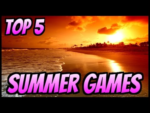 Топ 5 Игры на ПК (Лучшие Летние Игры)