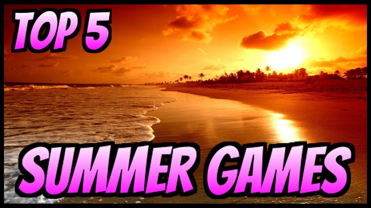 Лучшие Игры Топ 5 игры в которые следует поиграть - ПК (Лучшие Летние Игры)