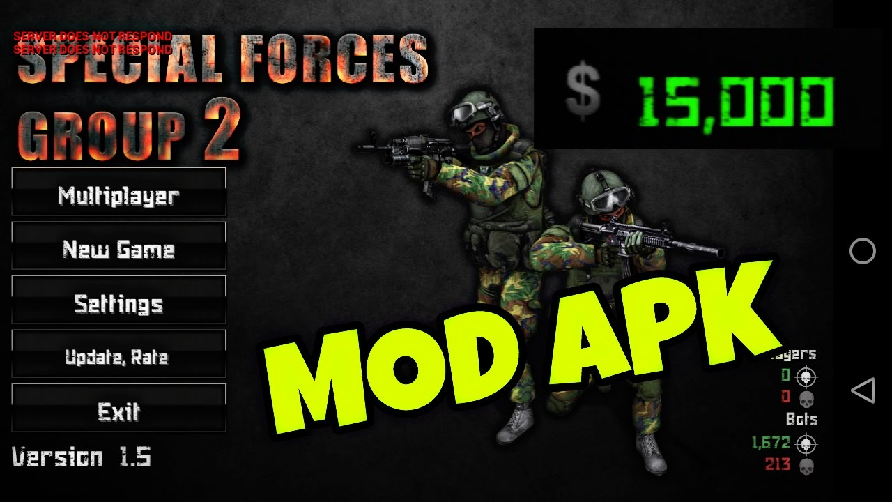 special force 2 apk