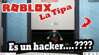 #Roblox the broad, is she a Hacker ?? ...??