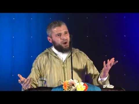 Riad Ouarzazi - Peace Conference Scandinavia 2015