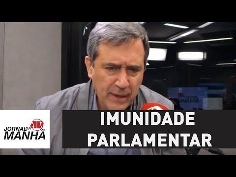 Imunidade parlamentar virou impunidade penal | Marco Antonio Villa