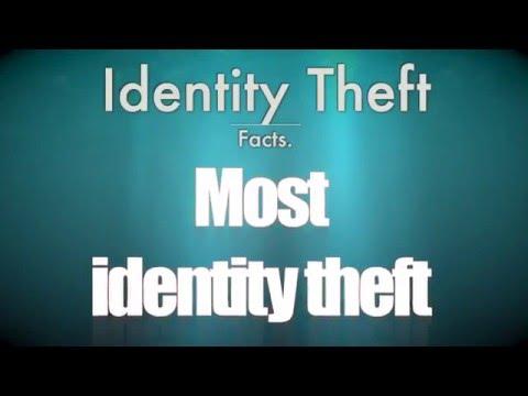 6 Types of Identity Theft  [HD]