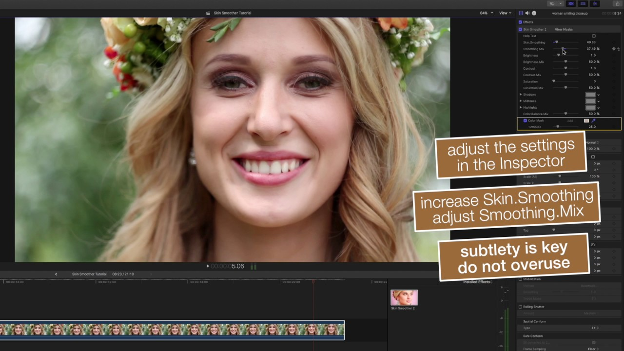 10 Must Have Final Cut Pro X Plugins