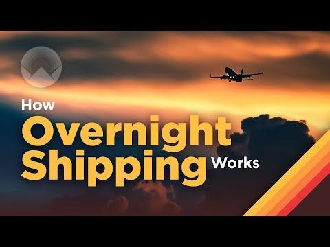 How Overnight Shipping Works