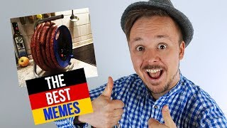 The Best Germany/German Memes Of All Time! | German Meme Review | Get Germanized | Episode 01