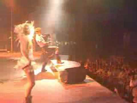 Bagpipe live with the Danish dance band Infernal - Claus Reiss