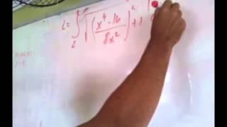 Cálculo II - Integrais - Resolução de exercícios do comprimento do arco