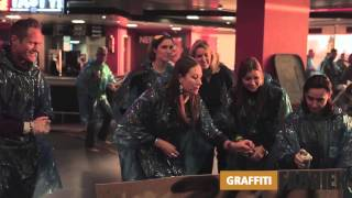 graffiti-fabriek - graffiti workshop bedrijfsuitje Philips