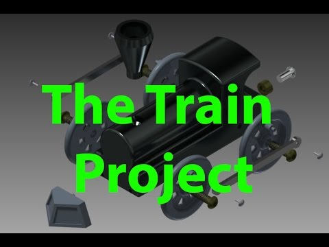Part #1: Train Body