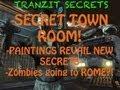 NEVER BEFORE SEEN TRANZIT EASTER EGG (SECRET TOWN ROOM)