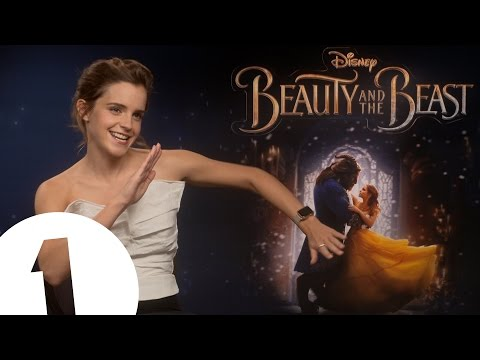 Emma Watson on Beauty and the Beast dancing: 'There's some very good knee-slapping""