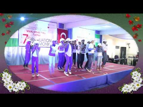 Hiphop Dance by Primary 3 and 4 (NTIC Lagos 7th Graduation Ceremony