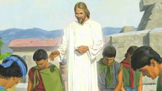 Repeat youtube video Book of Mormon Stories (46/54): Jesus Christ Teaches and Prays with the Nephites