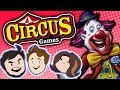 Circus Games - Grumpcade (Ft. SuperMega)
