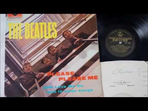 Beatles Black & Gold Stereo - Misery Clip