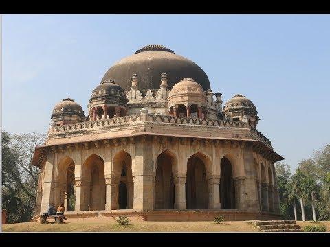 Lodhi Gardens - New Delhi India