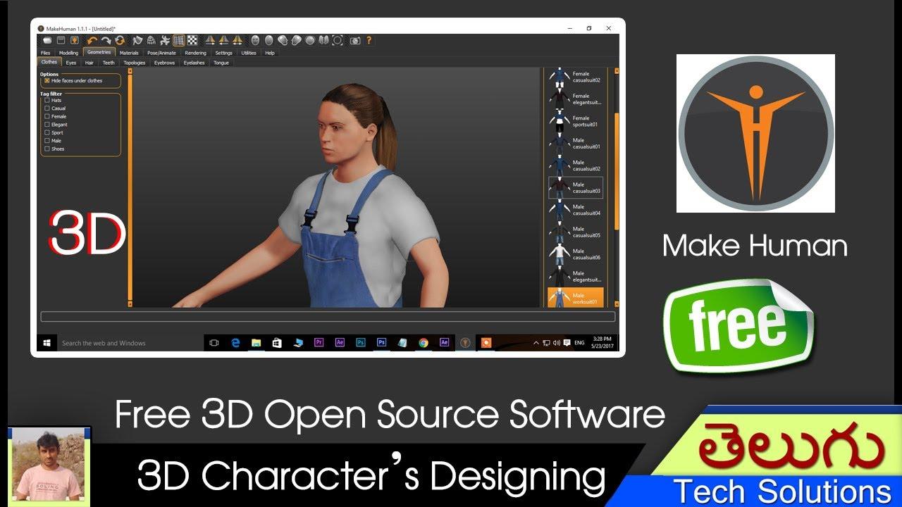 3ds max tutorials pdf in telugu