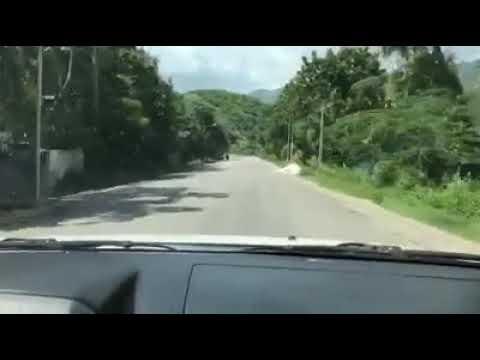Route ville aux Cayes Haiti