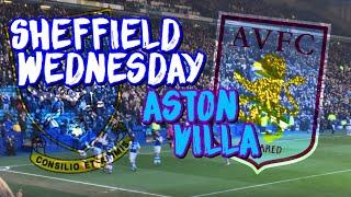SWFC vs Aston Villa💙💜