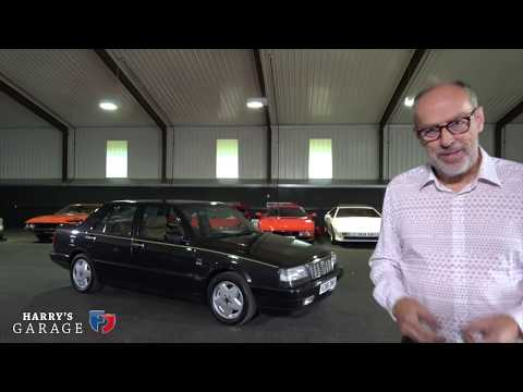 Ferrari V8 engined Lancia Thema 8:32 drive and review