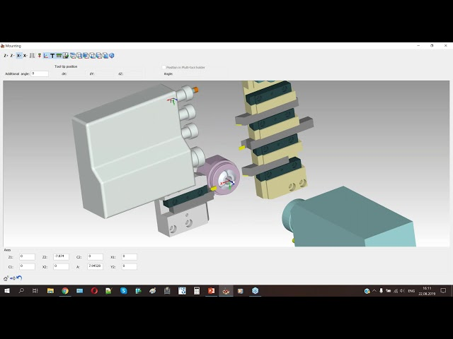 Advanced SolidCAM Features for Multi-Channel Programming