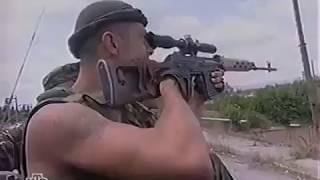 Чечня, 2001 год.  Саперы-контрактники