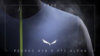 Salewa Mens Pedroc Hyb 2 Ptc Alpha Jacket