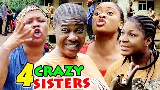 4 Crazy Sisters 5&6 - Mercy Johnson / Destiny Etiko 2019 New Nigerian Movie
