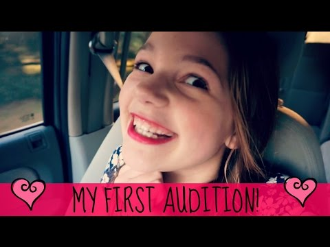 CYT Auditions | MY First time!