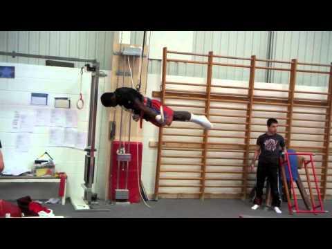 Leeds Gymnastics 2013