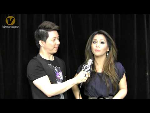 Vinashowbiz:  Interview with Singer Minh Tuyet