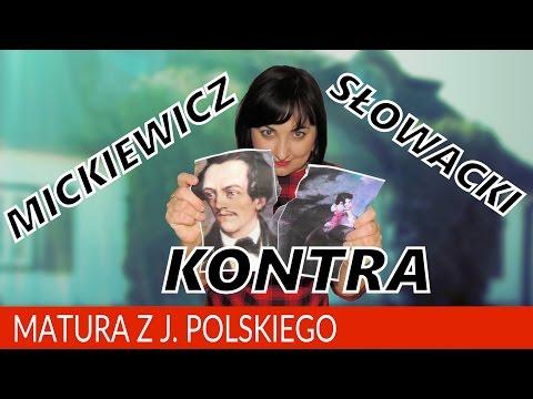93. Literatura bez tajemnic:  Adam Mickiewicz kontra Juliusz Słowacki