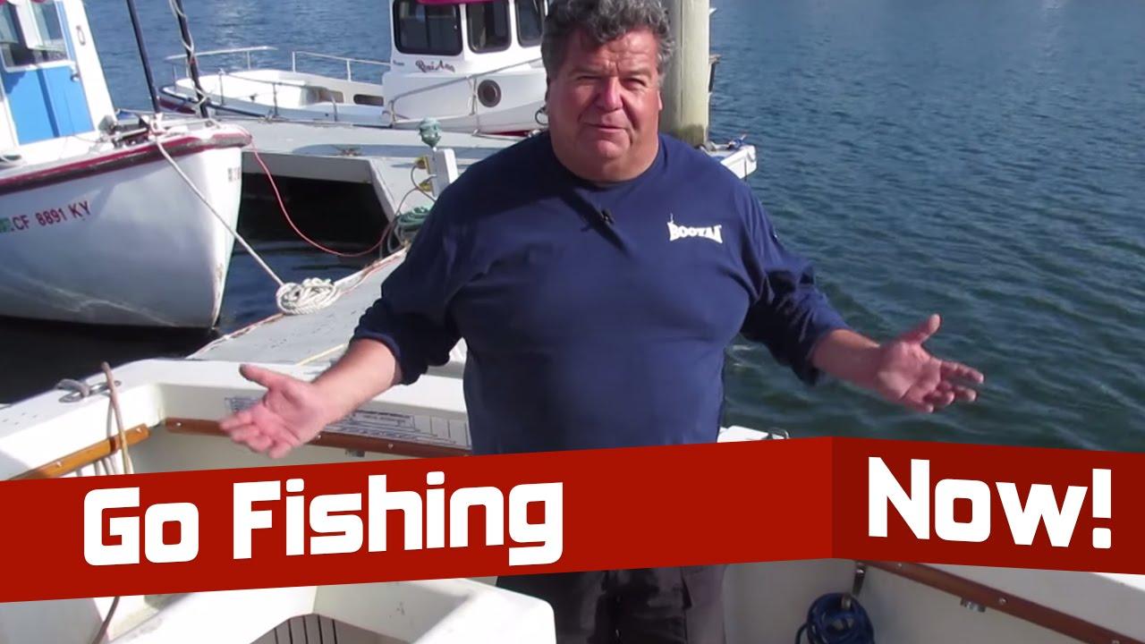 Go Fishing Now With Dan Hernandez Sport Fishing Youtube