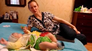 Многоразовый подгузник обзор.  Baby Infant Nappy Cloth