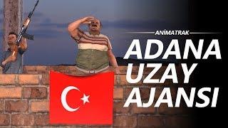 Animatrak - Adana Uzay Ajansı Mars Görevi