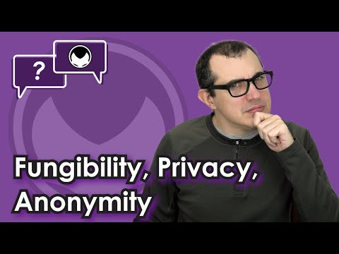 Bitcoin Q&A: Fungibility, privacy, anonymity