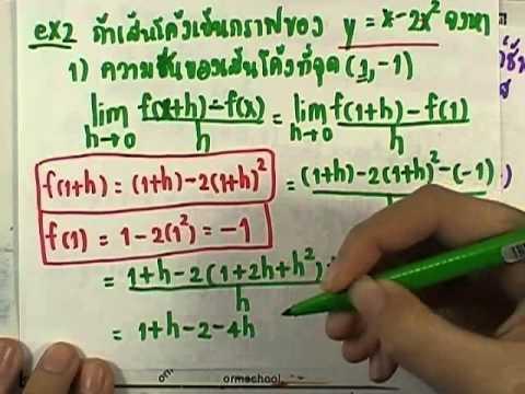 เลขกระทรวง เพิ่มเติม ม.4-6 เล่ม6 : แบบฝึกหัด2.3 ข้อ1(ตอน1)
