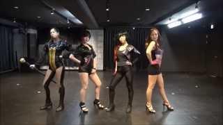 Gambar cover Brown Eyed Girls _ Abracadabra dance cover by QieeN