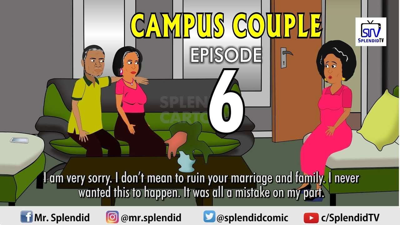 Download CAMPUS COUPLE EP6 (Splendid TV) (Splendid Cartoon)