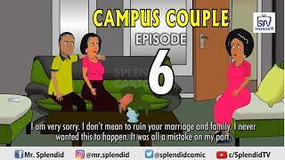 CAMPUS COUPLE EP6 (Splendid TV) (Splendid Cartoon)
