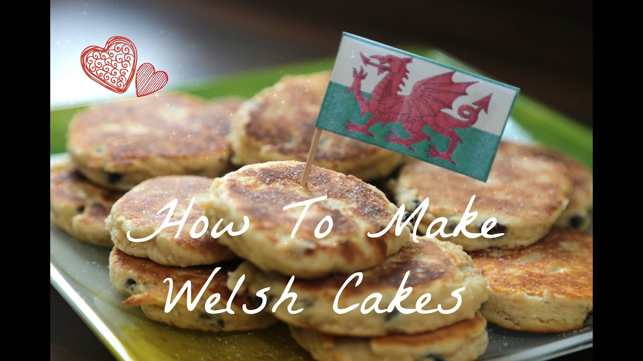 How To Make Welsh Cakes With Salted Butter