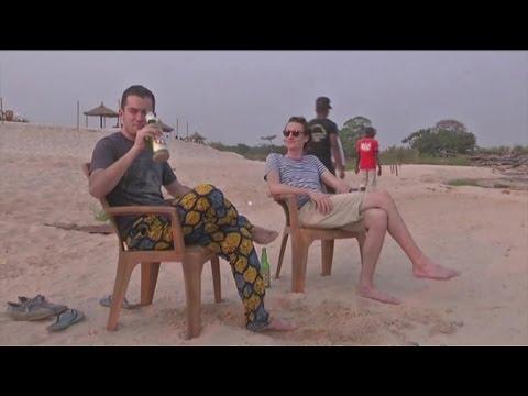 République du Congo, Site des cataractes, une des merveilles touristiques de Brazzaville