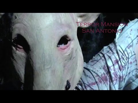 Terror Mansion San Antonio