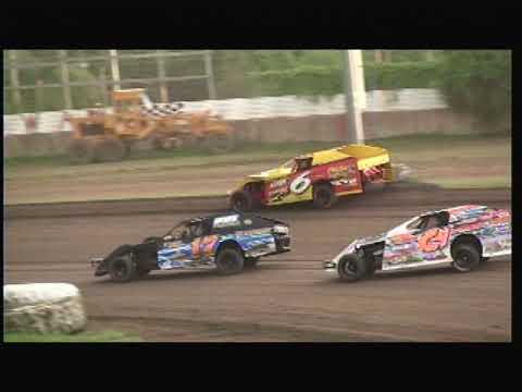 Davenport Speedway - Mod - 7/19/13