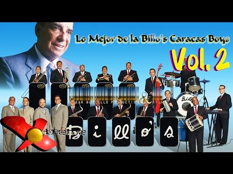 Lo Mejor de la Billo's Caracas Boys Vol. 2 - Billo's Caracas Boys HD