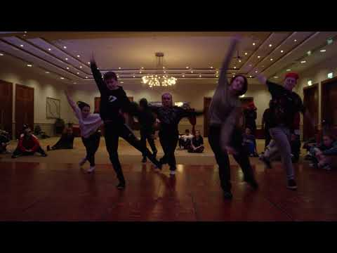 Kerrie Milne  Jhené Aiko Feat Big Sean  Moments  Take Flight Halloween Intensive 2017