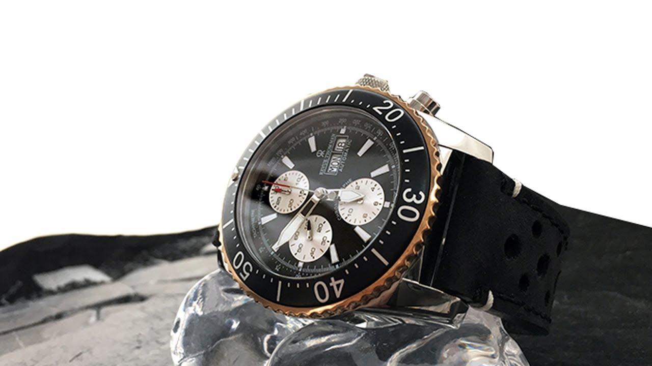 Uhrenratgeber Nr2 1 Gute Günstige Automatik Uhren Für Den